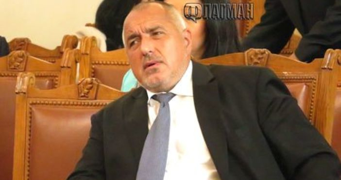 Сигнали дори срещу премиера и лидер на ГЕРБ Бойко Борисов