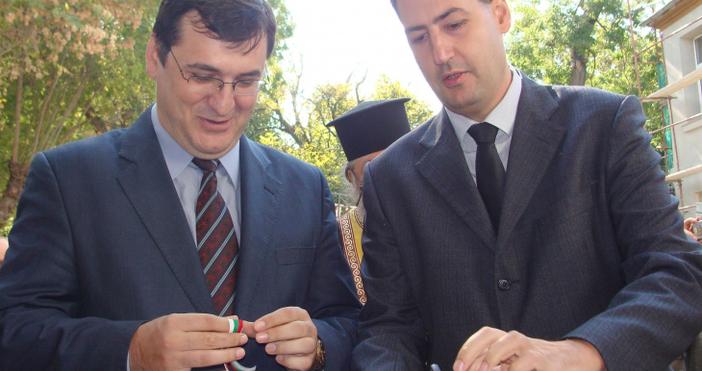 ВМРО издига Славчо Атанасов за кмет на Пловдив.Утре той ще