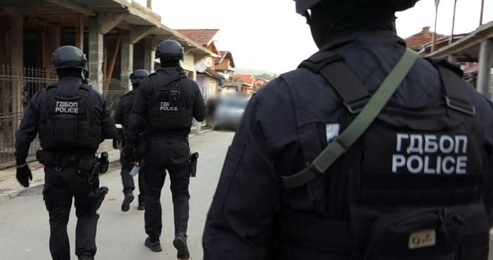 Снимка: МВРОсем от общо 18-те обвинени от Специализираната прокуратура за
