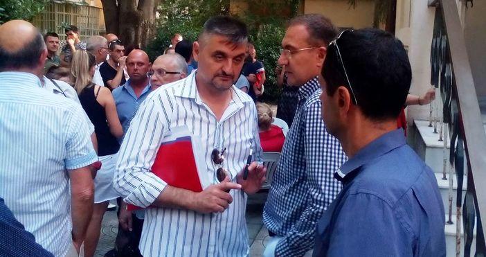 Кирил Добрев призна във Варна, че обявеното от лидера на