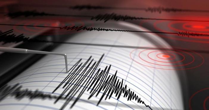 Дунав МостЗеметресение с магнитуд 2,7 по Рихтер е усетено в