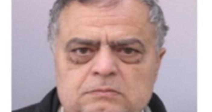 Полицията в Сливен издирва 60-годишен мъж. Красимир Петров е в