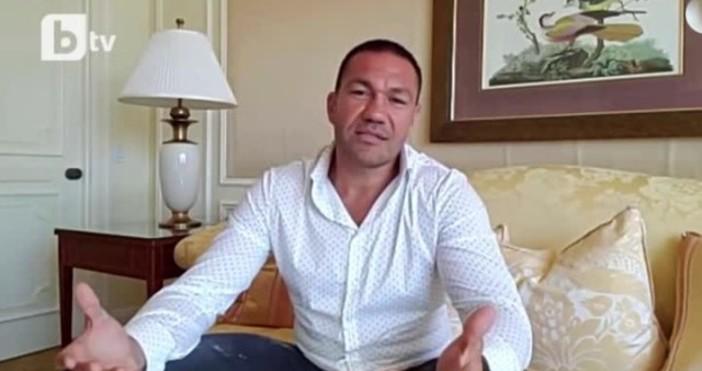 bTVКобрата даде и интервю за bTV, след като боксовият му