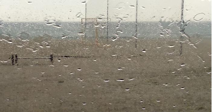 Жълт код заради проливни валежи обяви НИМХ за Варненска област
