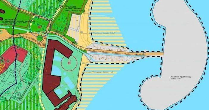 илюстрации: Община ВарнаЗапочва изпълнението на процедура по строителство на първия