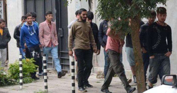 Над 1000 нелегални мигранти бяха задържани в граничещата с България