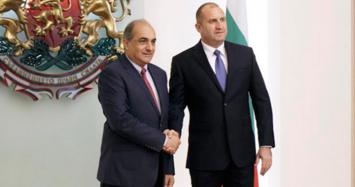 Снимка: Пресцентър ПрезиденствоПриятелството между българския и кипърския народ се основава