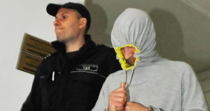 Снимка: БулфотоБургаският апелативен съд е потвърдил наказанието от 25 години