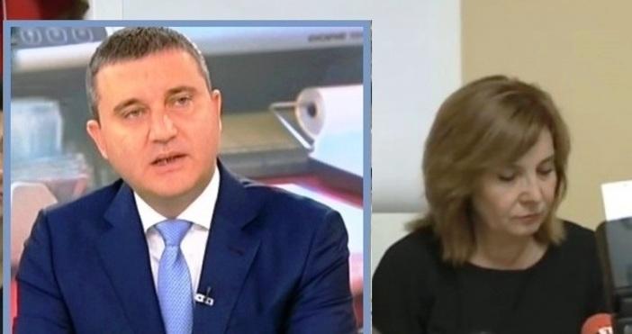 Финансовият министър Владислав Горанов коментира, че не вижда причина да
