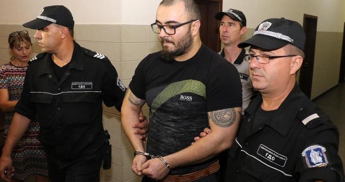 снимка: БулфотоЗадържаният за съучастие в поръчково убийство на бизнесмен в