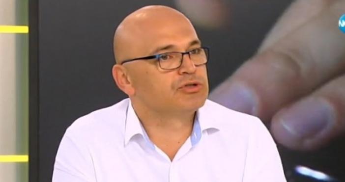 Кадър Нова твЕкспертът по киберсигурност Спас Иванов коментира в сутрешния