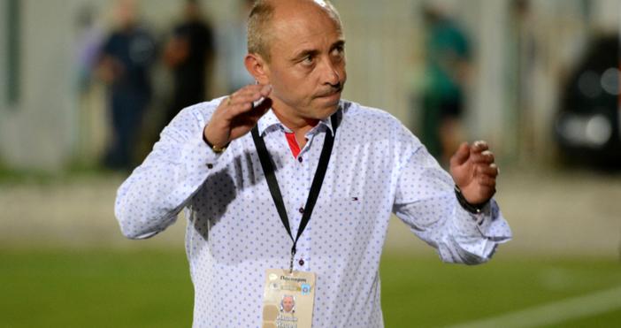 Тежко гостуване във Враца утре очаква треньорът на Черно море