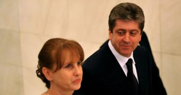 Държавният глава на България (2002-2012) Георги Първанов е станал дядо
