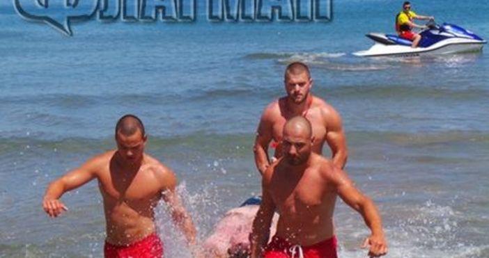 Снимка: Флагман.бгНад десет са опасните плажове по българското Черноморие, на