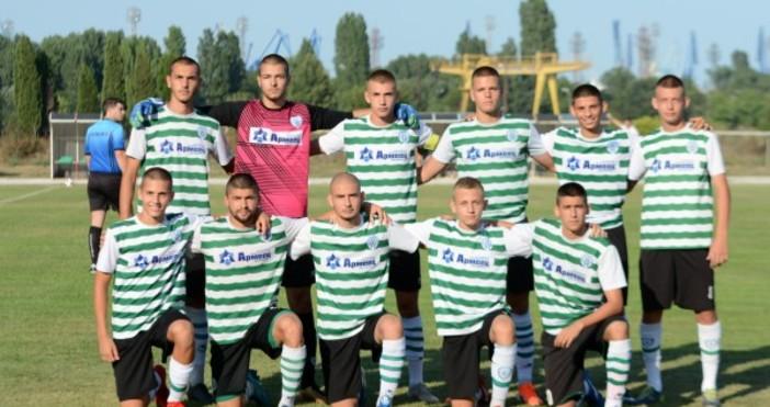 Юношите старша възраст на Черно море записаха втора победа в