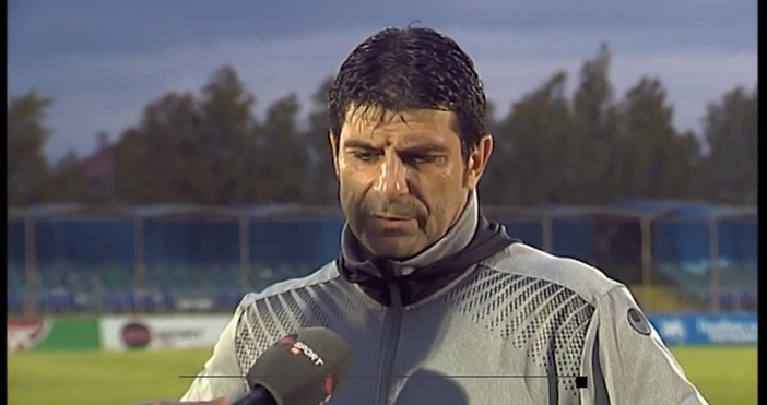 Легендарният нападател на Левски Георги Иванов-Гонзо е новият спортно-технически директор