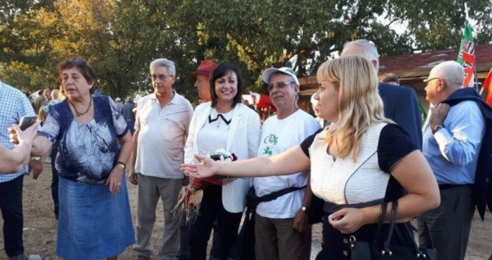Снимка: Пресцентър на БСПДнес почитаме героите от Илинденско-преображенското въстание, показали
