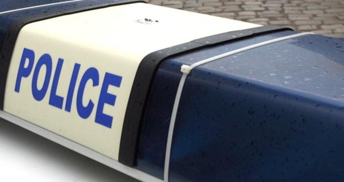 """Полиция отцепени голяма част от главната улица """"Княз Борис"""" в"""