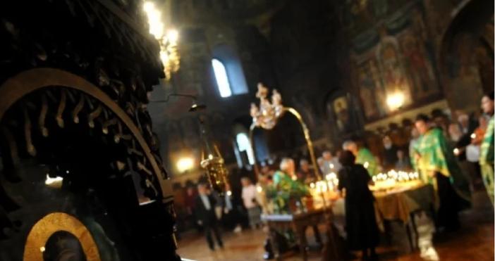 Българската православна църквапочитаднес църковния празник Успение - заспиване, на Свети
