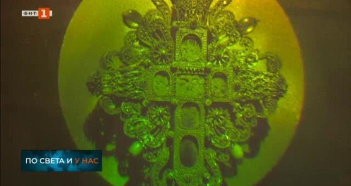 БНТХолограми на най-известните български съкровища пътуват по света вместо истинските.