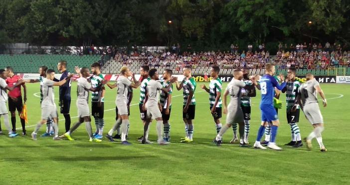Черно море записа първа загуба за сезона след като в