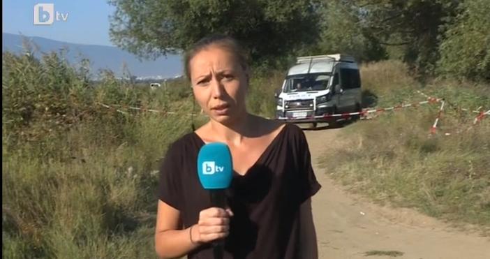 Снимка: Горещи новини за намерените останки на убитите мъж и жена край Негован