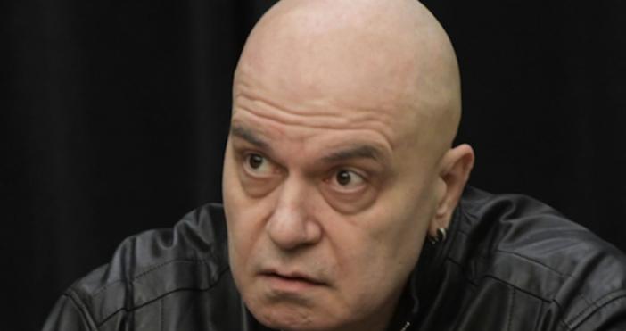 """Снимка БулфотоВ последното предаване на """"Шоуто на Слави"""" обявих, че"""