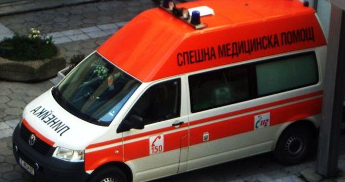 Снимка: Огромна трагедия във Враца! Полиция и линейки на място. Младо момиче е