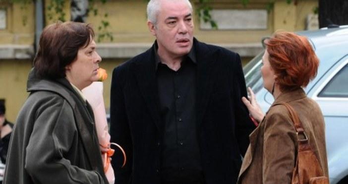 Снимка Булфото, архивИзвестният български актьор и заместник-председател на БСП Стефан