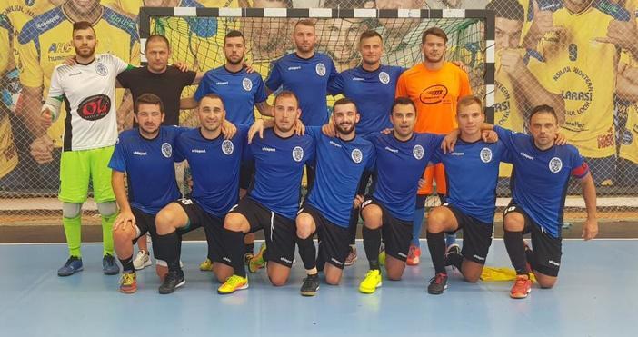 Родният ни шампион по футзал Варна Сити записа загуба и