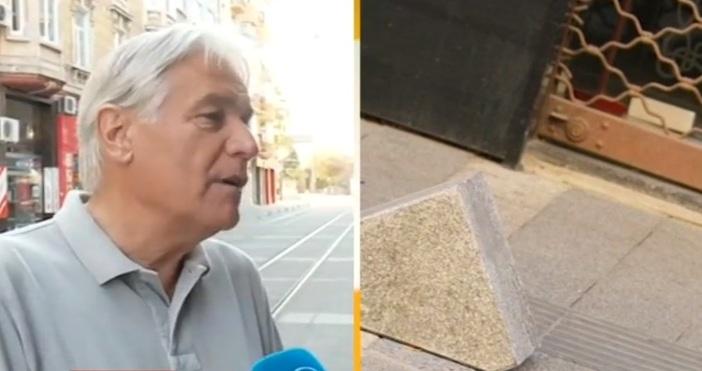 """кадри: Нова телевизияАлександър Рогачев, който изкърти """"перките"""" по """"Граф Игнатиев"""""""