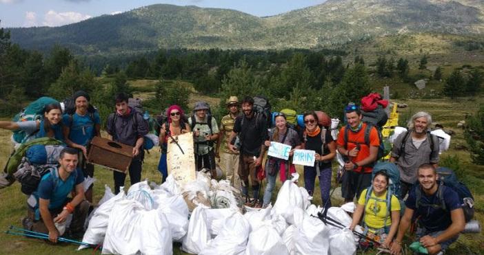 В събота започва 21вото високопланинско почистване на За ЗемятаУникалното по