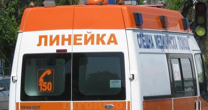 В координационната централа адресът постъпва в 15:31 часаЕкипи на Спешна