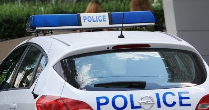 Полицията е задържала Н. И., на 22 г., от Варна,