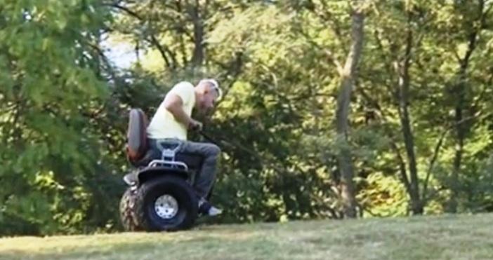 кадърbTVБългаринът Ивайло Колев изобрети устройство, чрез което хора с увреждания