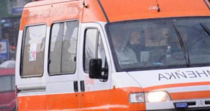 Тежка катастрофа с четирима пострадали е станала на в събота