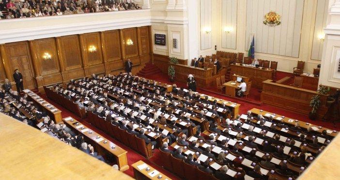 Започва осмата сесия на 44-тото Народно събрание. Новата сесия ще