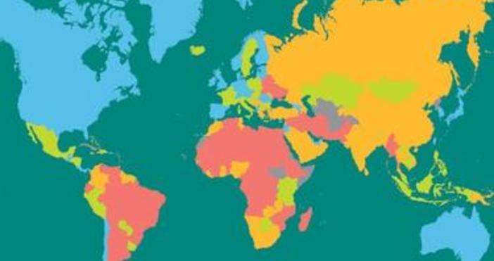 България бавно се изкачва в индекса Икономическата свобода по света