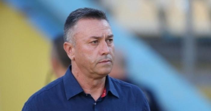 Треньорът на Спартак Неделчо Матушев включи новите попълнения Васил Добрев,