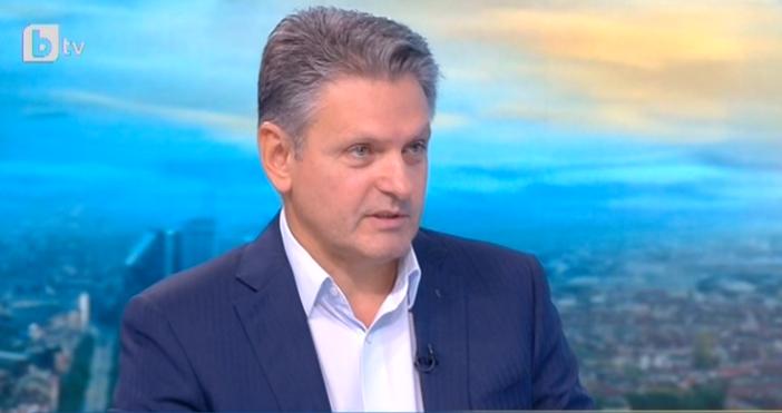 Кадър: БТВВоденот интереса на българските граждани да бъдат информирани за