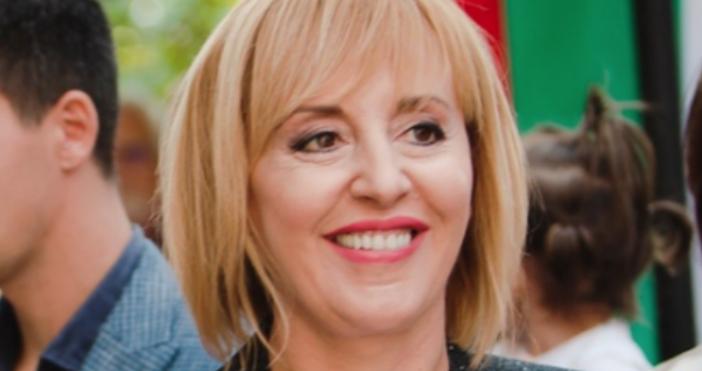 Кадър: фейсбукКандидат-кметът на СофияМая Маноловасе срещна с жители, собственици на