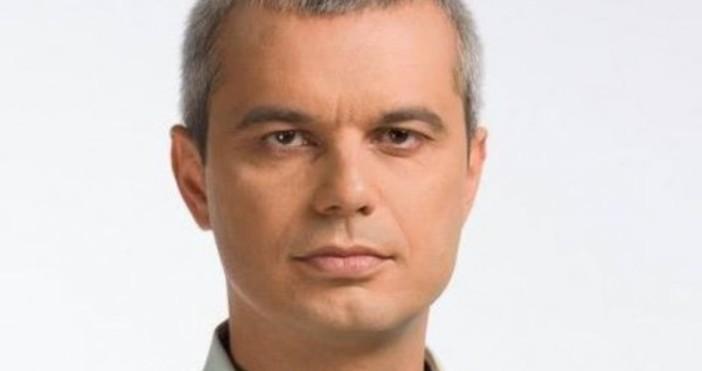 Видео: фейсбукКостадин Костадинов официално обяви, че се кандидатира за кмет