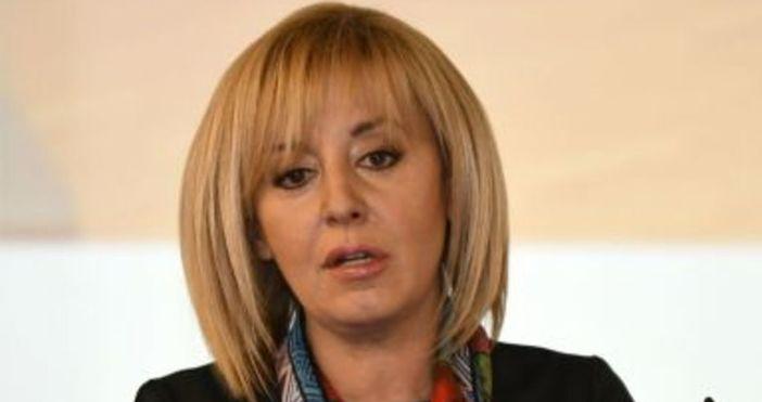 Независимият кандидат за кмет на София Мая Манолова излезе с