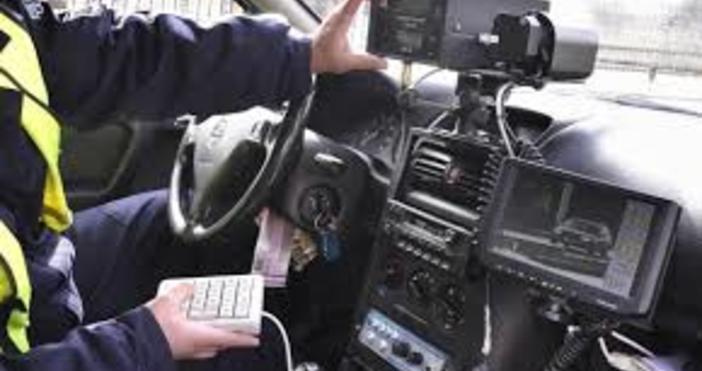 Шуменски полицаи задържаха 52-годишен мъж, управлявал автомобил с 3,47 промила
