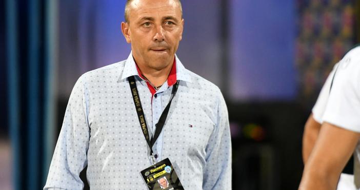 Пред Диема Спорт наставникът на Черно море Илиан Илиев коментира