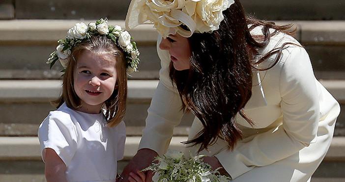 Дъщерята на принц Уилям и Кейт Мидълтън разкри огромна семейна
