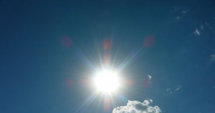 Днес отново ще бъде слънчево. След обяд ще има разкъсана