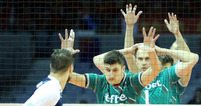 България загуби от Италия с 1:3 (25:22, 23:25, 21:25, 17:25)
