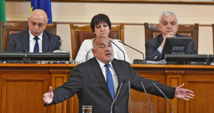 Снимка: БулфотоПремиерътБойко Борисовще участва утре в парламентарния контрол след 11.00