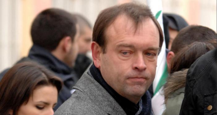 Снимка: БулфотоБащата на убития студент Андрей Монов коментира предсрочното освобождаване